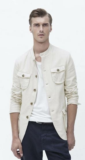 ZARA Lookbook(men june). Изображение № 9.