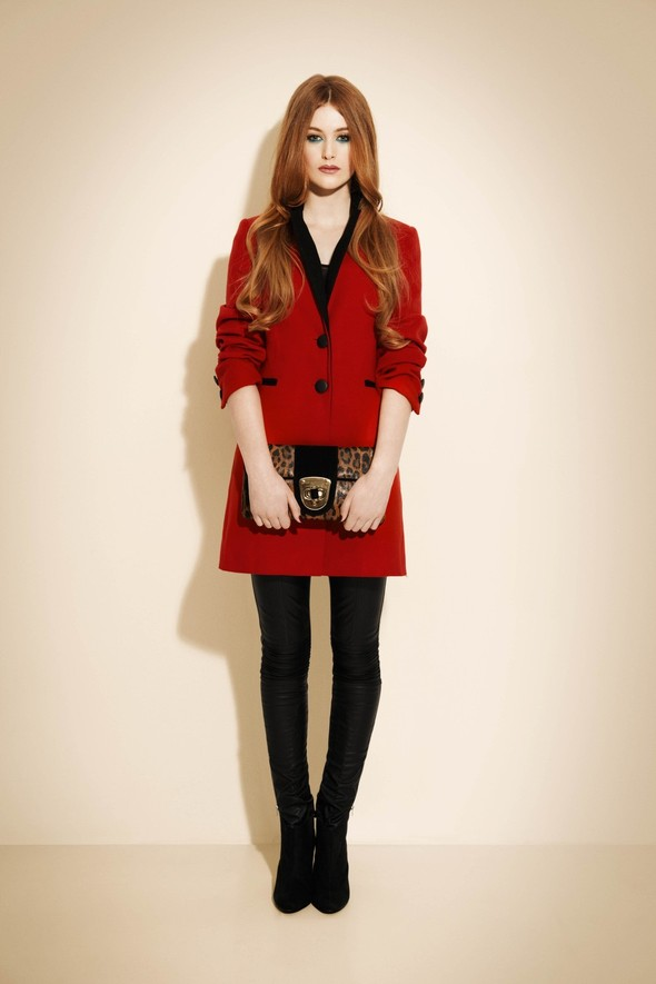 Лукбук: Miss Selfridge Christmas 2011. Изображение № 8.