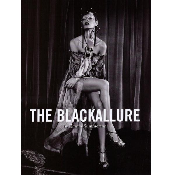 Изображение 1. The Blackallure: съемка с темнокожими моделями в итальянском Vogue.. Изображение № 1.