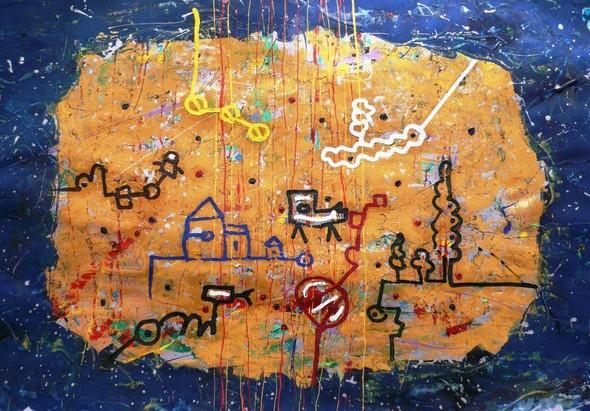 Выставка Сергея Башкирова -  галерея Melior.. Изображение № 4.