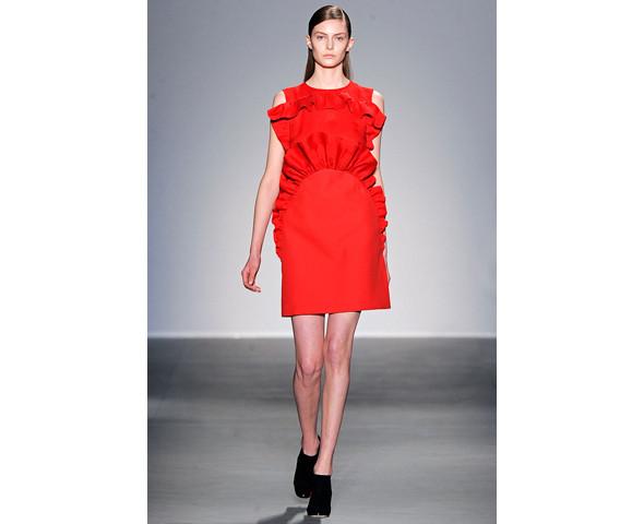 Изображение 6. Джамбаттиста Валли создает одежду для Longchamp.. Изображение № 6.
