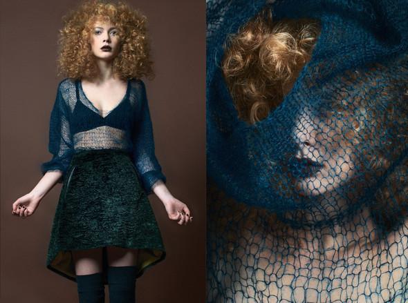 Капсульная коллекция бренда Anna October в Atelier 1. Изображение № 8.