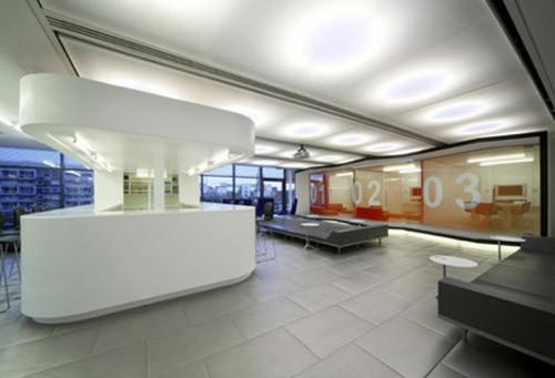 Топ-5 самых креативных офисов мира. Изображение № 6.