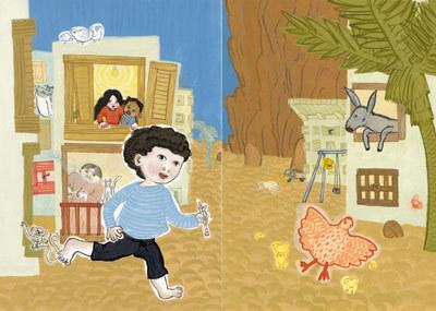 Израильские ине очень иллюстрации ииллюстраторы. Изображение № 30.