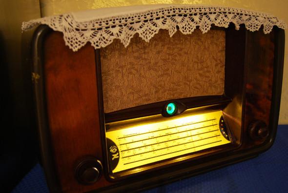 Радиоприемники в стиле ретро. Изображение № 9.