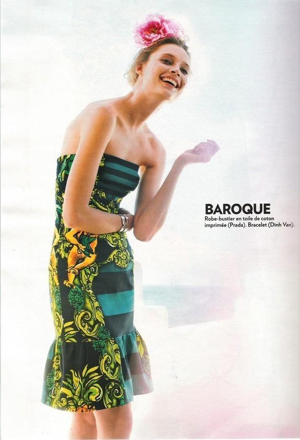 Изображение 113. Съемки: Harper's Bazaar, Industrie, Vogue и другие.. Изображение № 31.