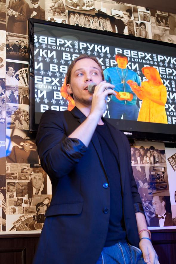 Презентация клипа группы Т9 «На расстоянии любви» в «Руки Вверх bar. Изображение № 6.