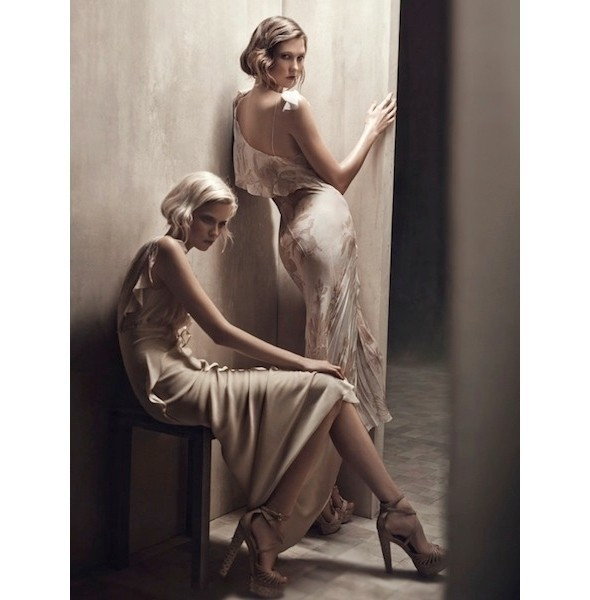 Изображение 22. Рекламные кампании: Chanel, Donna Karan, Stella McCartney и другие.. Изображение № 22.