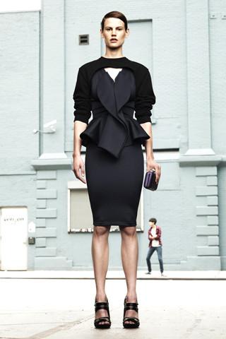 Изображение 9. Лукбуки Resort 2012: Givenchy, Lanvin.. Изображение № 9.