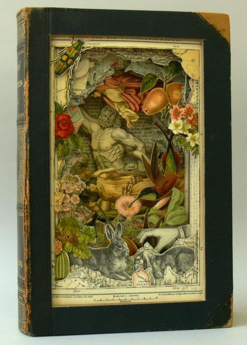 Книжные работы Alexander Korzer-Robinson. Изображение № 25.