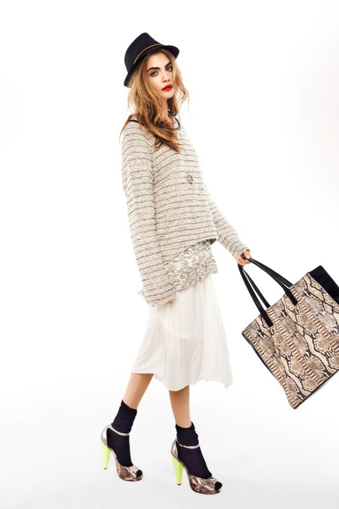 H&M, Sonia Rykiel и Valentino показали новые коллекции. Изображение № 61.