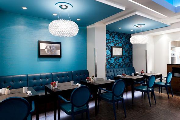 Ресторан в отеле Renaissance Malmö Hotel. Изображение №30.
