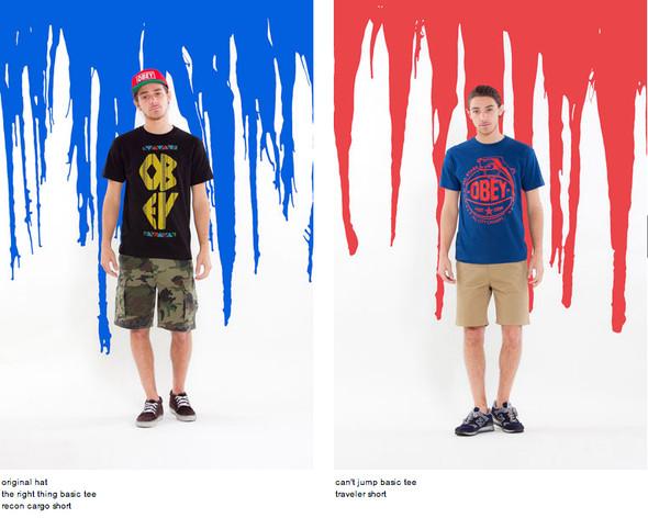 Изображение 36. Obey Весна/Лето 2011.. Изображение № 10.