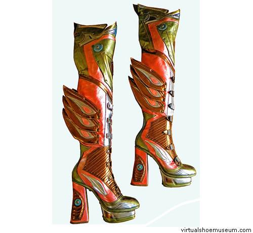 Креативная обувь. Изображение № 9.