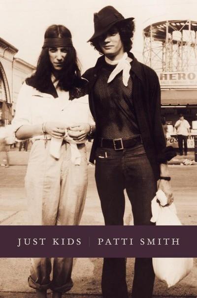 обложка книги Патти Смит. Изображение № 1.