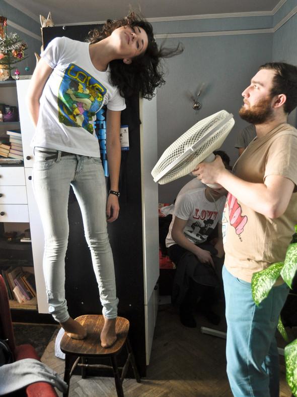 Изображение 8. Trash-Yourself Home's Lookbook.. Изображение № 8.
