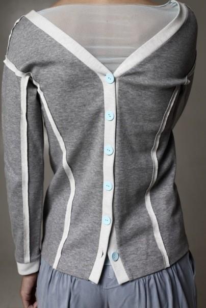 Изображение 5. Лукбук: домашняя одежда от LowFat F/W 2010-2011.. Изображение № 5.