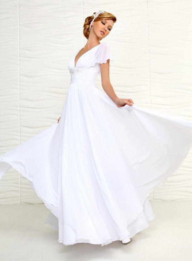 Свадебная Коллекция  от дизайнера Татьяна Каплун-Kookla 2013 ( Simple White ). Изображение №17.