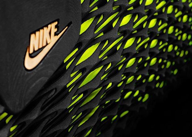Nike представила напечатанную на 3D-принтере сумку. Изображение № 2.