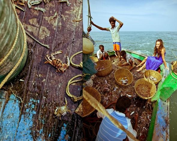 Shrimp boat MFR 646 DF GOA - Non stop. Изображение № 18.