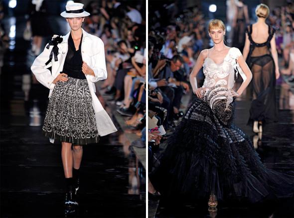 Показы Paris Fashion Week SS 2012: День 6. Изображение № 6.