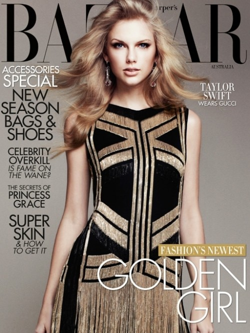 Обложки за апрель: Vogue, Harper's Bazaar, Numéro и др. Изображение № 6.
