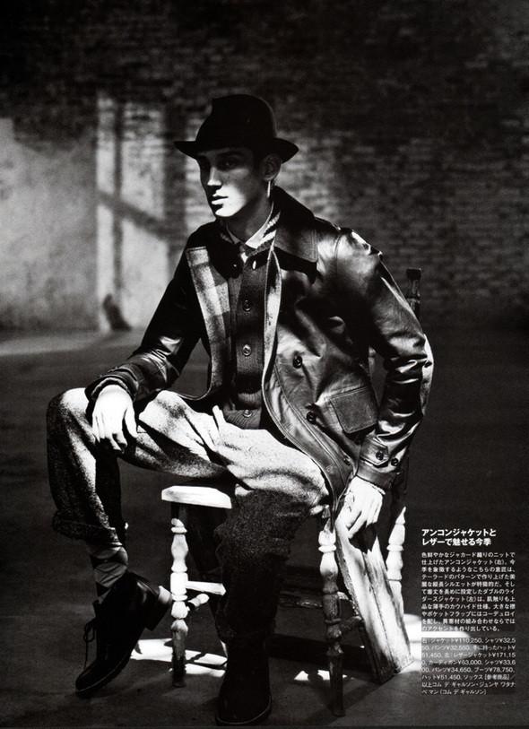Изображение 55. Лукбуки: Gucci, Comme des Garcons, Burberry и другие.. Изображение № 55.