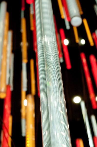 SOBRANIE LIGHT SYMPHONY интерактивная световая инсталля. Изображение № 2.