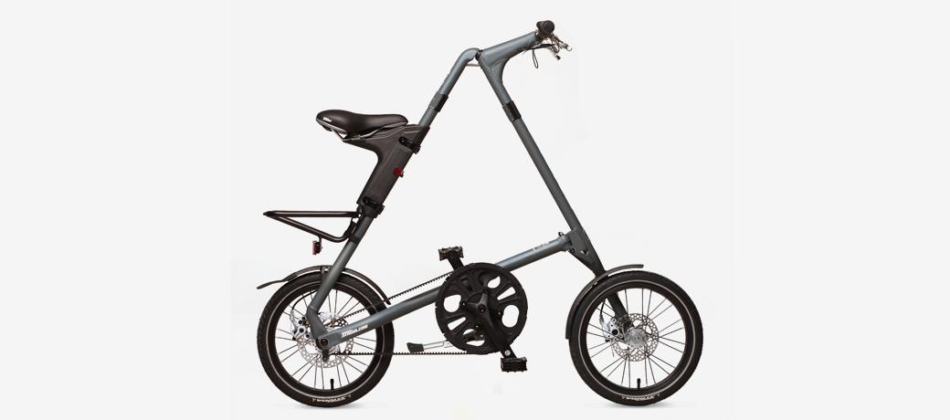 7 складных велосипедов, на которых легко уехать  от забот. Изображение № 5.