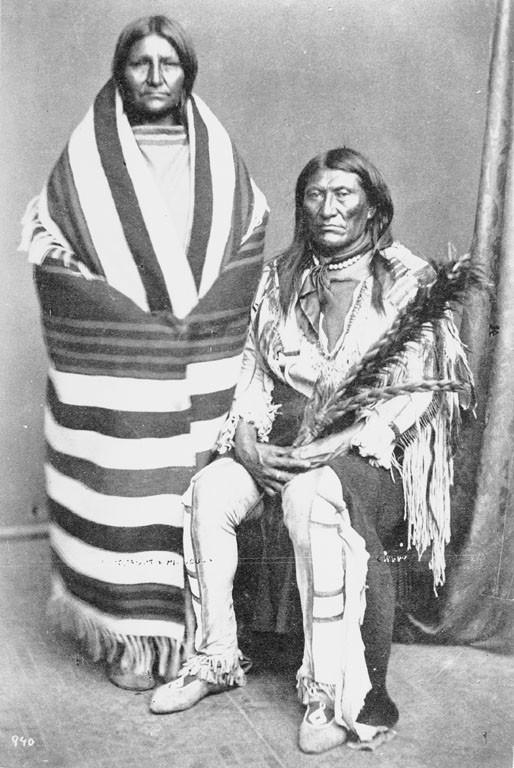 Американские индейцы. Изображение № 15.