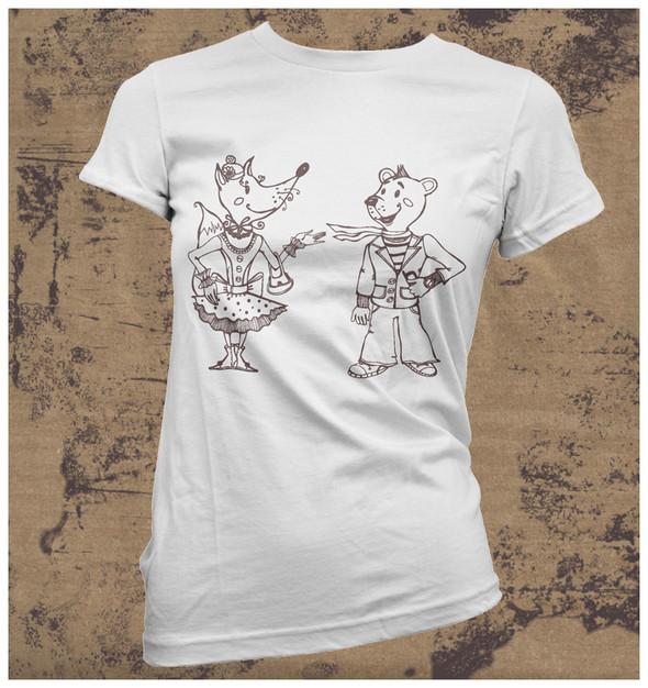 Изображение 37. Принтовые футболки.. Изображение № 37.