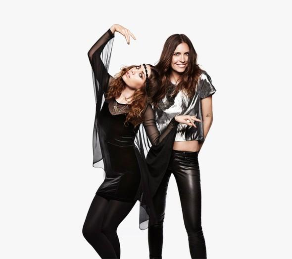 Превью кампании: H&M Holiday 2011. Изображение № 4.