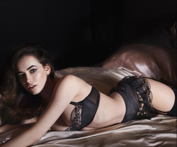 Лукбук осенне-зимней кампании бренда нижнего белья Myla. Изображение № 4.