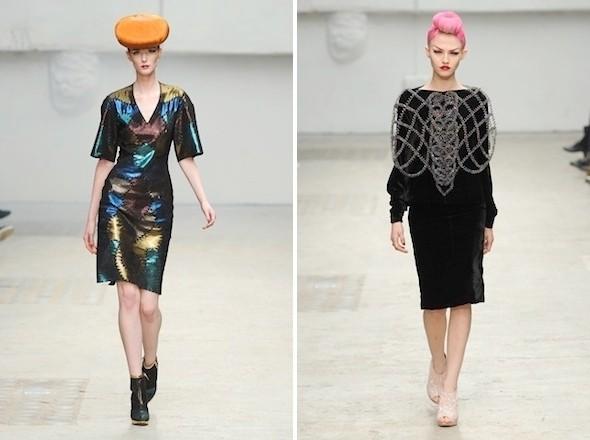 Изображение 12. Показы на Paris Fashion Week FW 2011: день 3.. Изображение № 12.