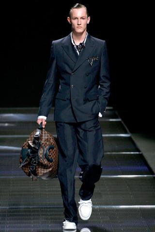Неделя мужской моды в Париже: День 2. Изображение № 32.