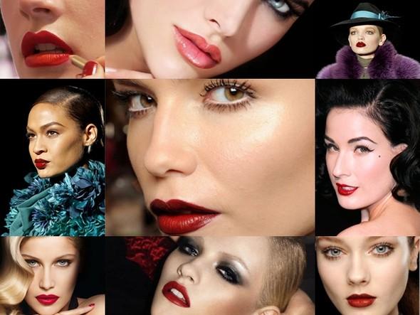 Red lipstick. Изображение № 17.