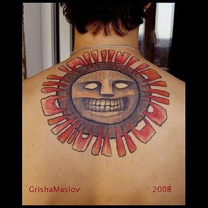 Татуировки в стиле Иннормизма. Изображение № 23.