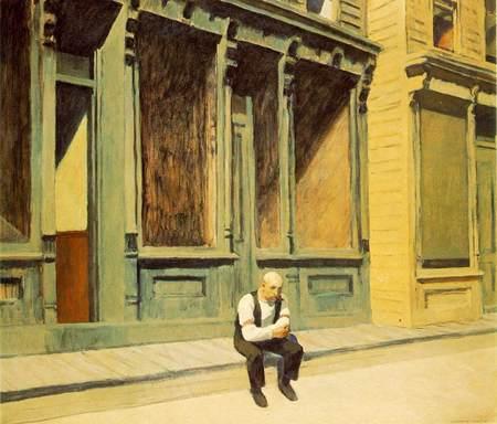 Эдвард Хоппер – поэт пустых пространств. Изображение № 25.