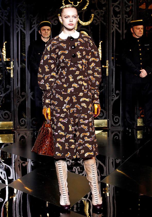 Изображение 9. Louis Vuitton Fall 2011.. Изображение № 9.