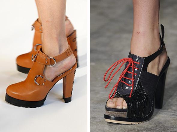 Walking in my shoes: 10 тенденций обуви весны-лета 2011. Изображение № 30.