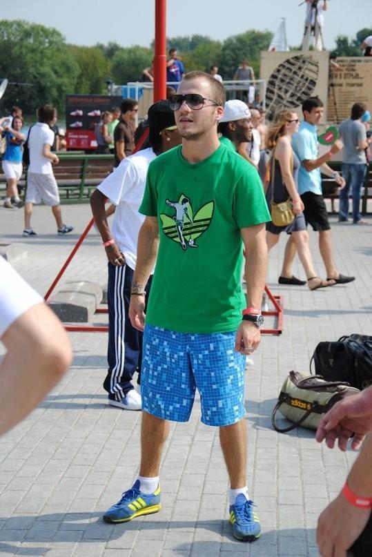 Партизаны Adidas Originals на Пикнике Афиши. Изображение № 16.