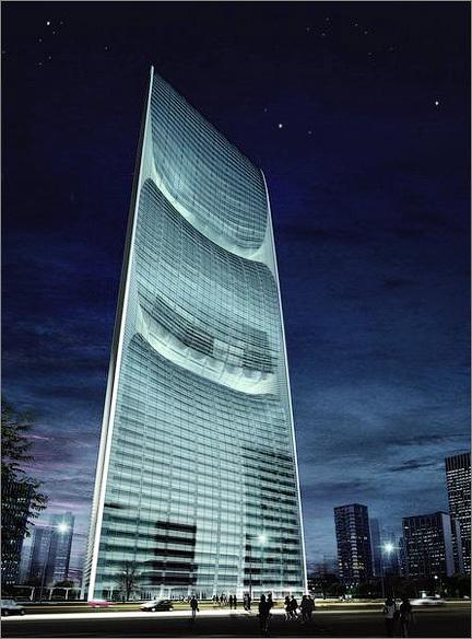 Лучшая десятка «зеленых» небоскребов мира. Изображение № 6.