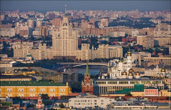Покорители московских вершин. Изображение № 5.