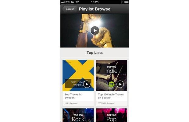 Spotify представил 20 000 тематических плейлистов. Изображение № 2.