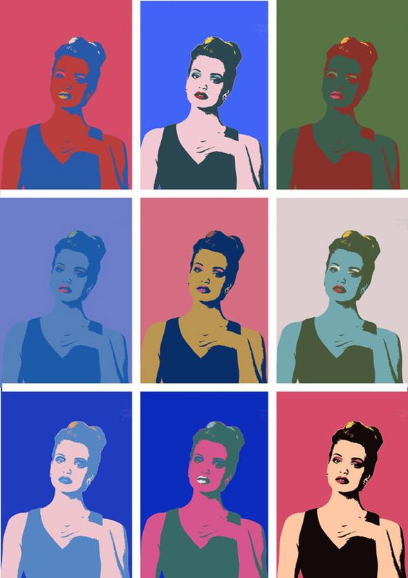 Pop-art. Яркий мир. Изображение № 2.