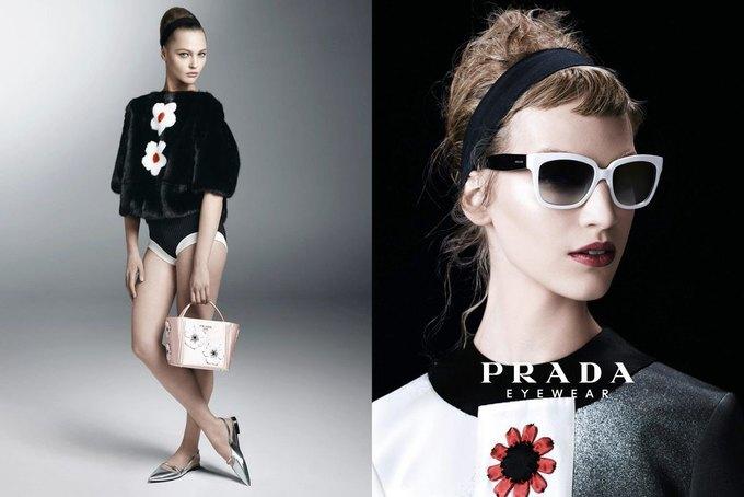 Max Mara, Prada и другие марки выпустили новые кампании. Изображение № 34.