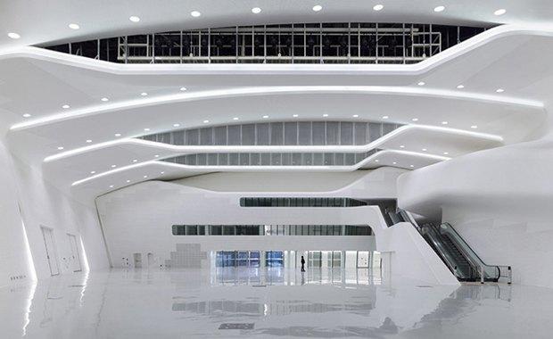 Заха Хадид открыла культурный центр в Сеуле. Изображение № 5.