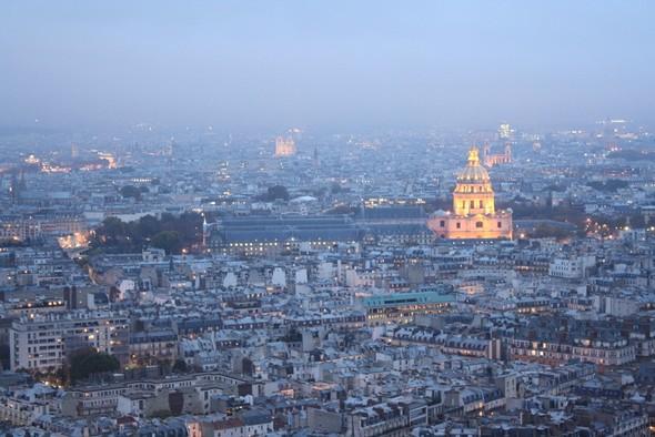 A Paris. Заметки путешественника. Изображение № 31.