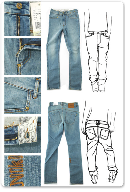 Nikita Jeans fallwinter 08. Изображение № 2.
