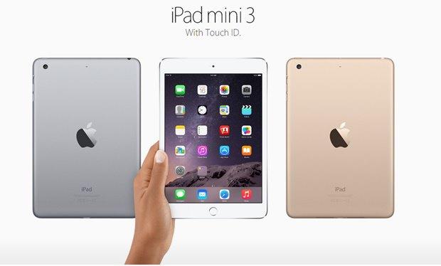 Apple представила новые iPad и iMac. Изображение № 11.